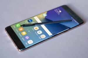 EVA Air ra lệnh cấm điện thoại thông minh Samsung Galaxy Note 7