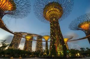 Những điểm dừng chân mê ly tại đảo quốc Singapore