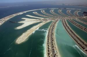 8 hình ảnh cho thấy Dubai đẹp ngây ngất nhìn từ trên cao