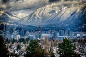 """Những bức hình """"tố cáo"""" Vancouver tuyệt đẹp"""
