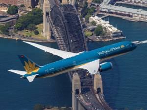 Vietnam Airlines khuyến mãi đường bay mới Hà Nội đi Sydney với vé chỉ từ 500 USD