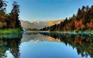 Thăm chốn bồng lai của 7 hồ nước tuyệt đẹp nhất thế giới