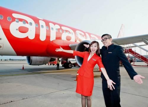 AirAsia - Hãng hàng không giá rẻ hàng đầu Châu Á