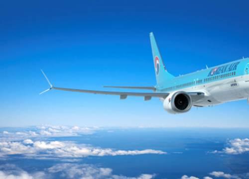 Vé máy bay Korean Air tại Việt Nam