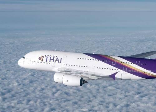 Đại lý vé máy bay Thai Airways tại Việt Nam