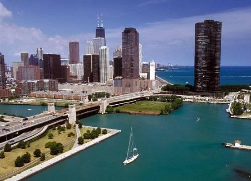 Vé máy bay đi Chicago chỉ từ 445 USD