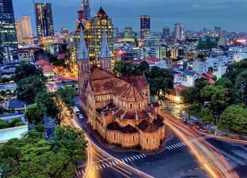 vé máy bay đi TP. Hồ Chí Minh có giá rẻ nhất chỉ từ 199.999 đ.
