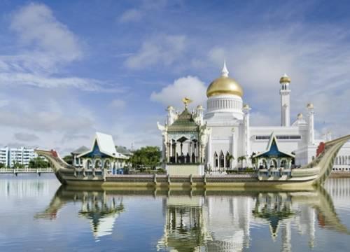 Vé máy bay đi Brunei giá rẻ chỉ từ 181 USD
