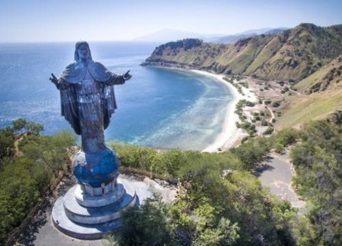 Vé máy bay đi Đông Timor giá rẻ