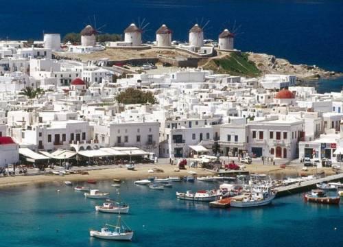 Vé máy bay đi Hy Lạp giá rẻ
