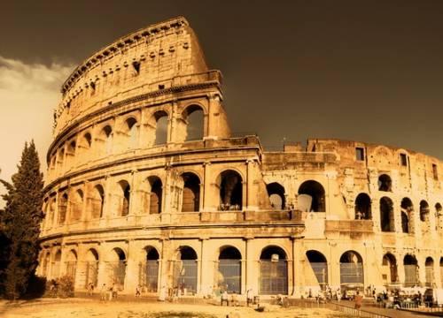 Vé máy bay đi Roma - Ý giá rẻ