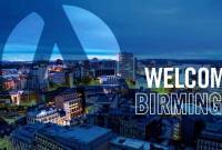 vé máy bay đi Birmingham (Anh) giá rẻ