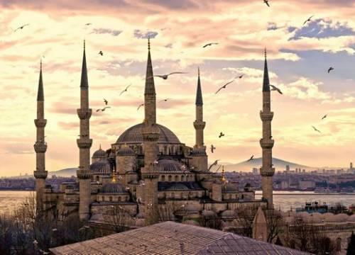 Vé máy bay đi Thổ Nhĩ Kỳ giá rẻ