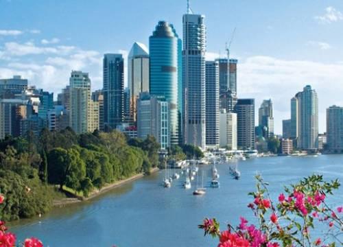 Vé máy bay đi Brisbane giá rẻ
