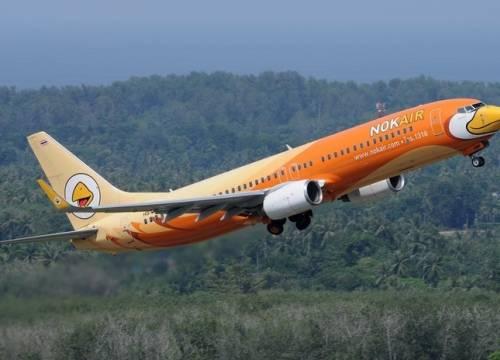Nok Air – Hãng hàng không giá rẻ của Thái Lan