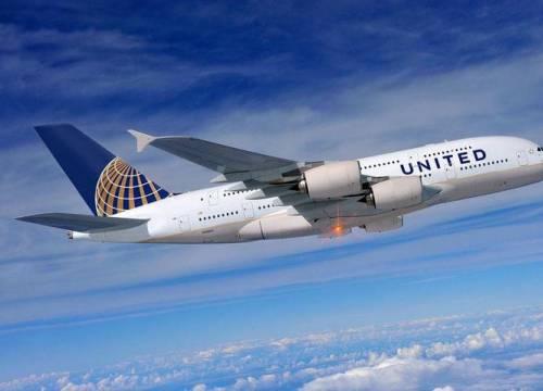 Vé máy bay United Airlines