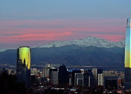 vé máy bay đi Santiago de Chile