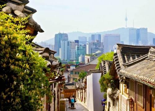 Vé máy bay đi Seoul - Hàn Quốc giá rẻ nhất